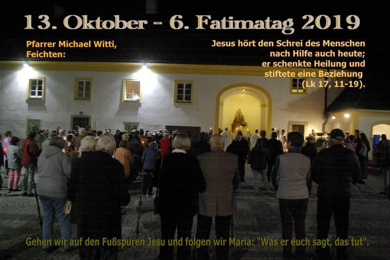 97 P 2010.10.13 6. Fatimatag HH Pf. Michael Witti HFri-Mahi