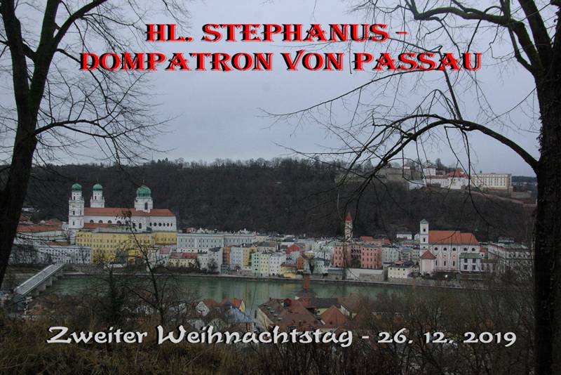 0 16 P 2019.12.26 Hl. Stephanus, Dompatron Co HFri-Mahi