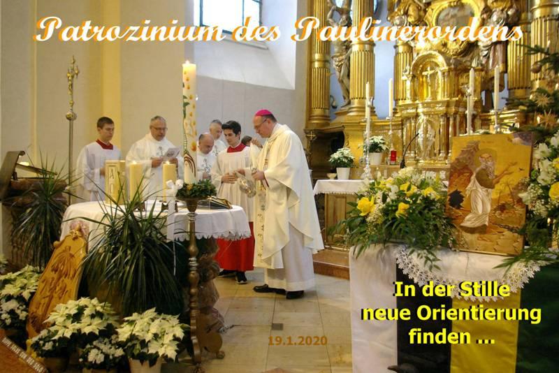 28 P 2020.01.19 Patroziniumsfest Hl. Paulus v. Theben Cob HFri-Mahi