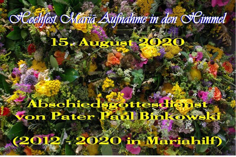 65 P 2020.08,15 Mariä Aufnahme+Abschied CoHFri-Mahi